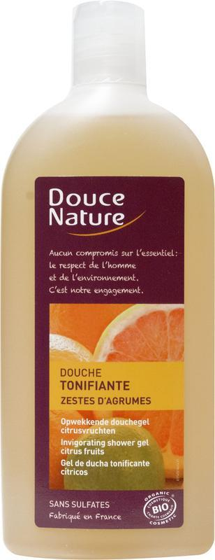 Douchegel citrus