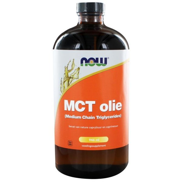 MCT Olie (Medium Chain Triglycerides)