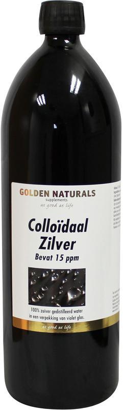 Colloidaal zilver 15PPM