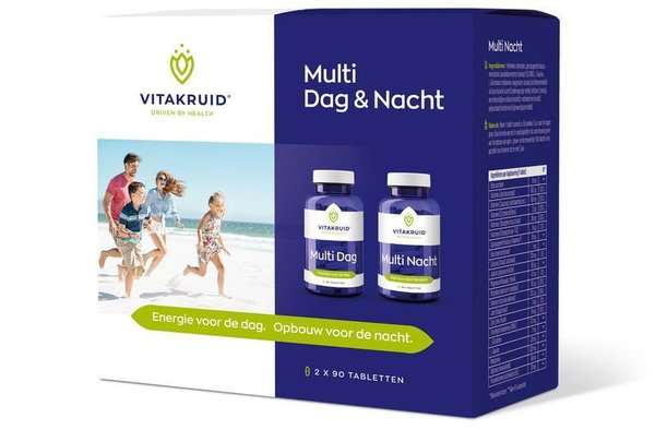 Multi dag & nacht 2 x 90 tabletten