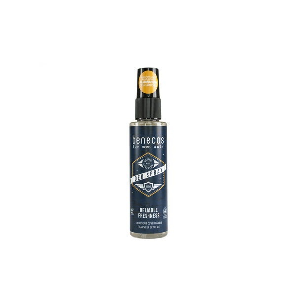 For men deodorant spray