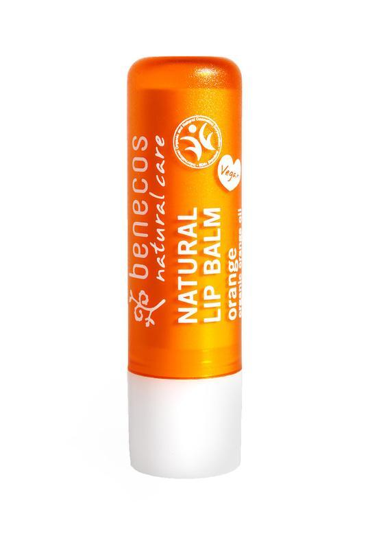 Lipbalm orange bio vegan