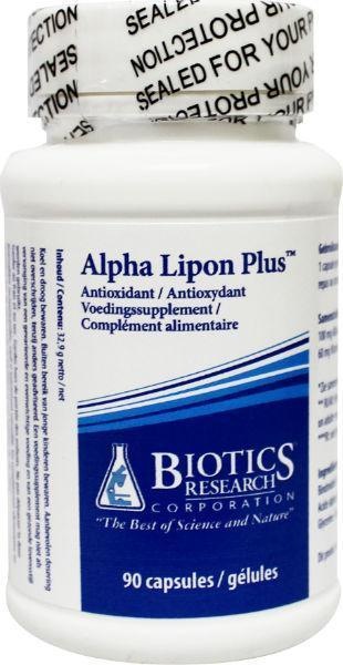 Alpha lipon plus