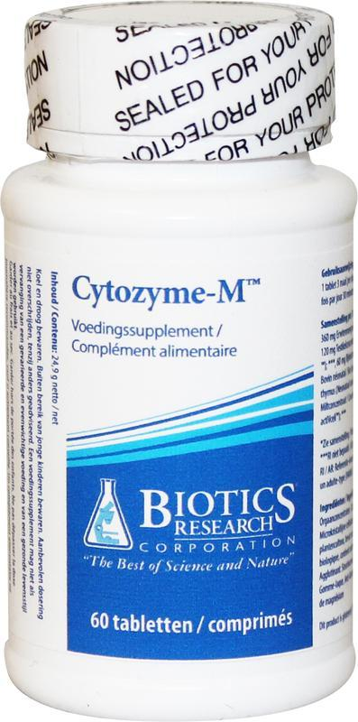 Cytozyme M multi