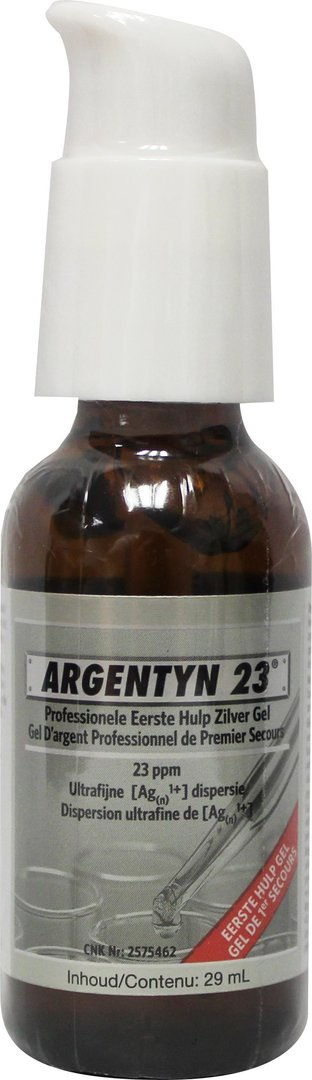 Argentyn 23 first aid gel
