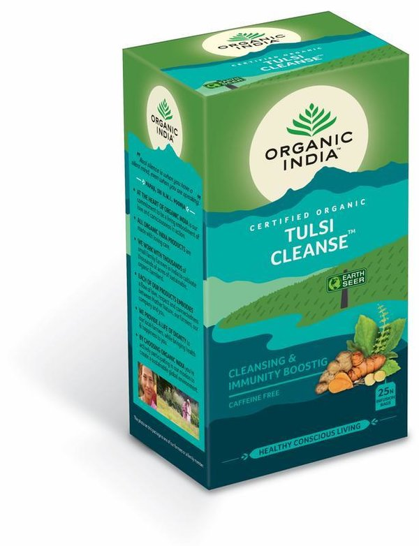 Tulsi cleanse thee bio